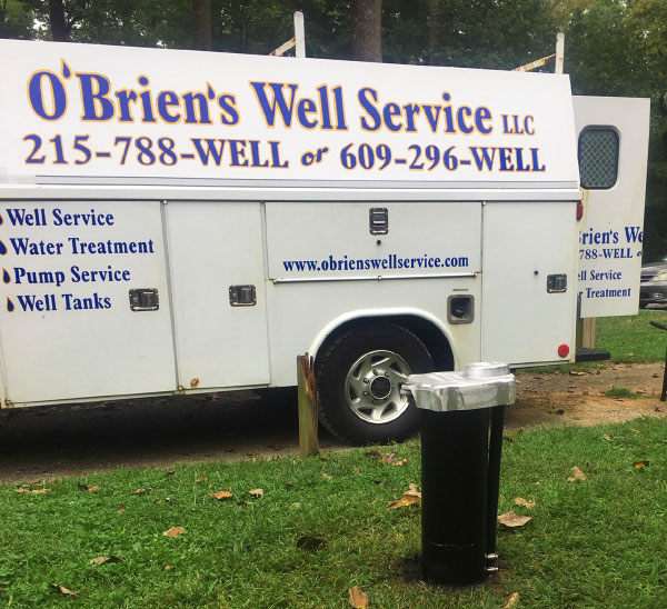 O'Brien's Well Service - Well Pumps in Bucks County PA